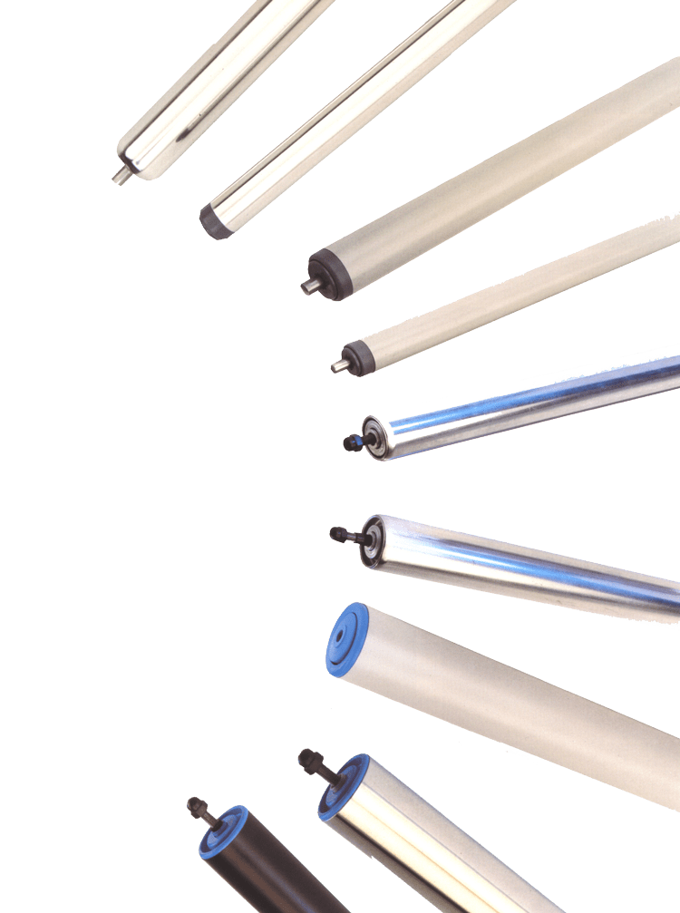 Conveyor Rollers – Ocon Conveyors