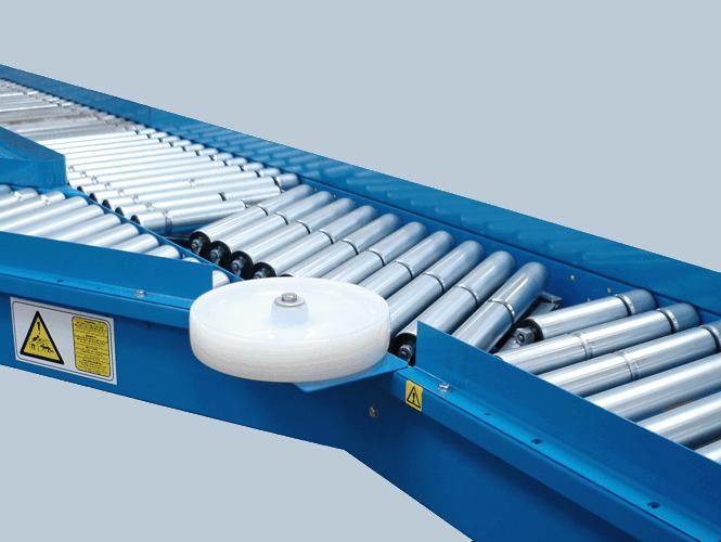 Powered Roller Conveyors – Ocon Conveyors